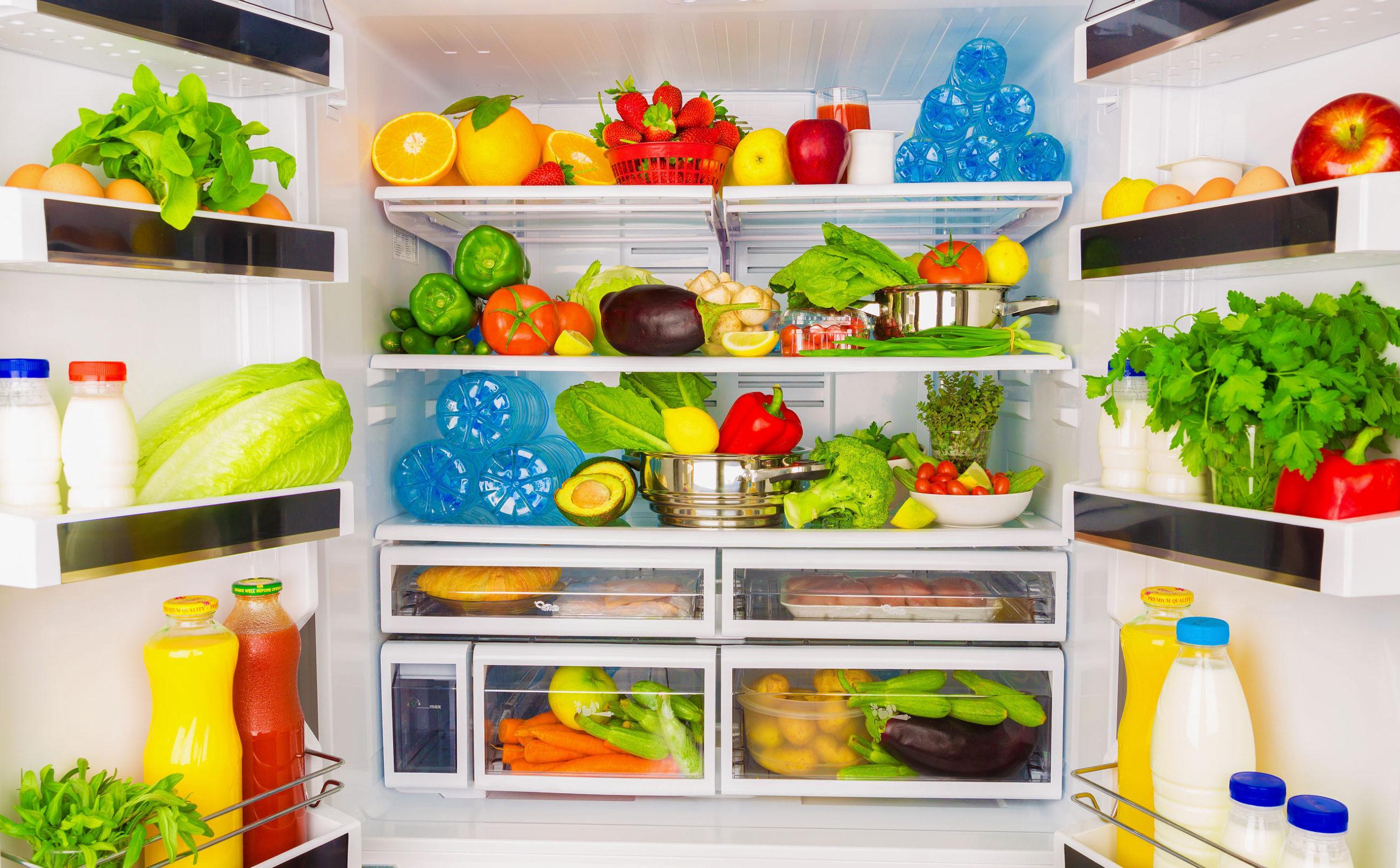 Temperatura optimă pentru frigider și congelator
