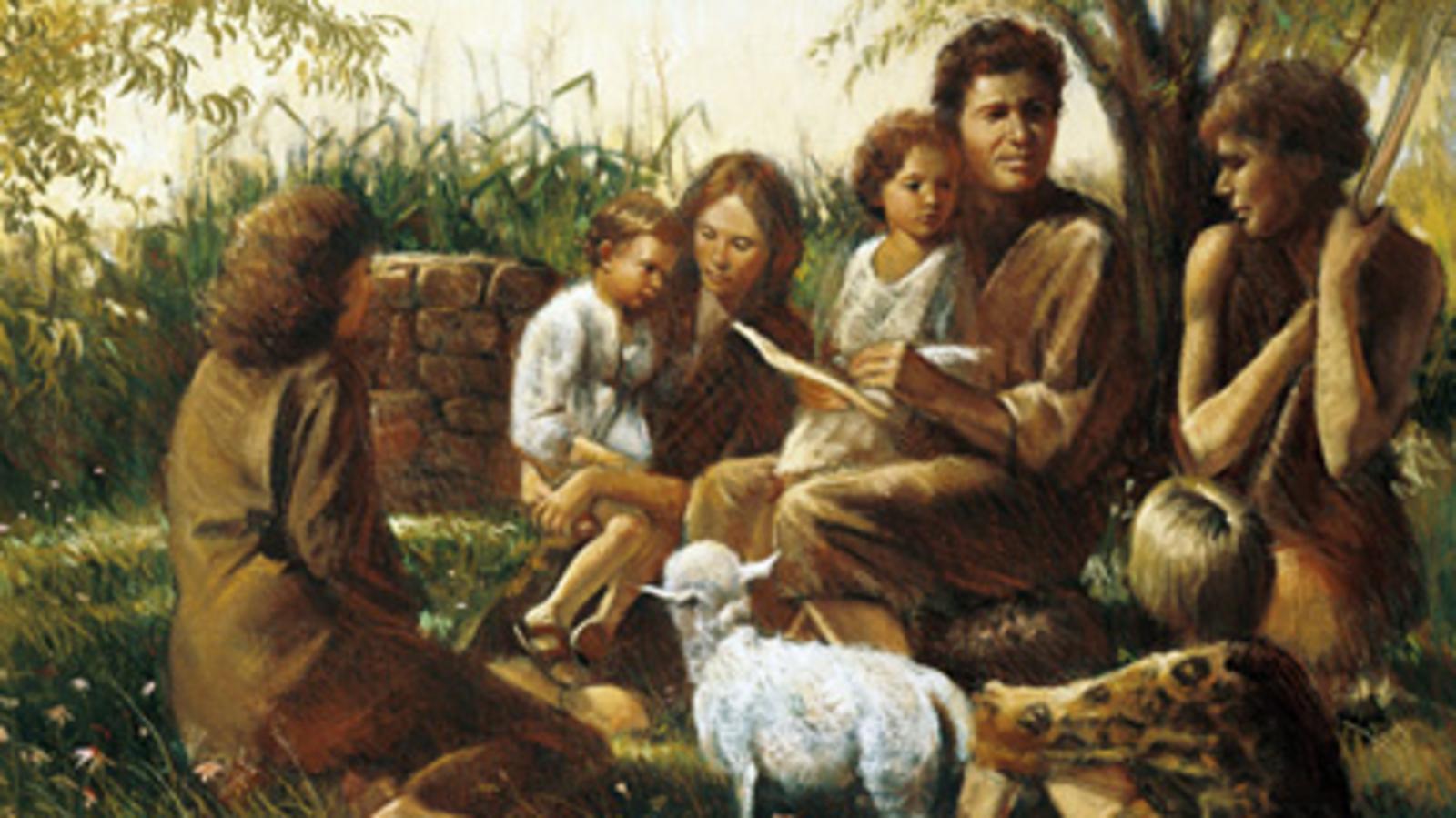 Cine este sotia lui Cain