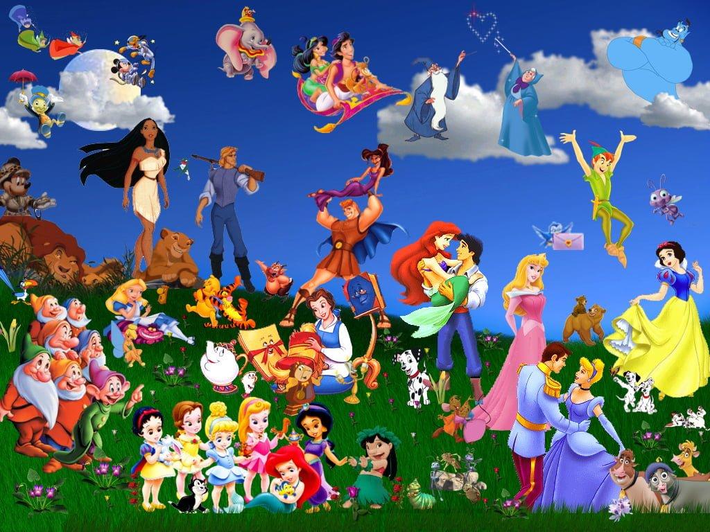 Personaje din desene animate care nu au mame